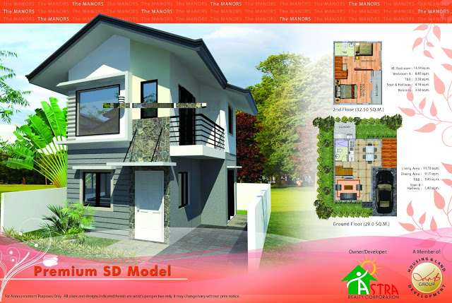 Mercedes Homes in Batangas by Astra Realty Corporation