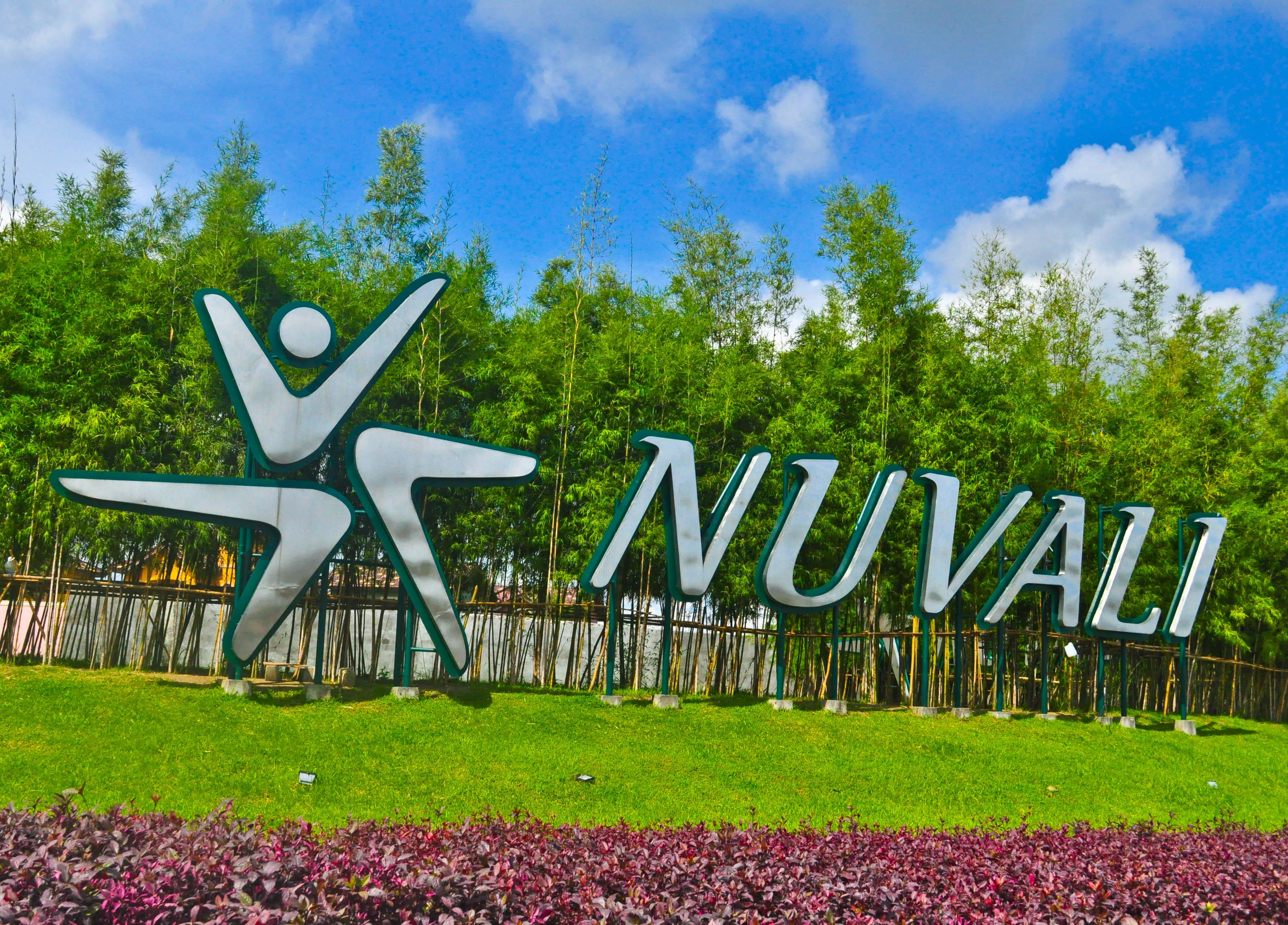 Nuvali Park Restaurants