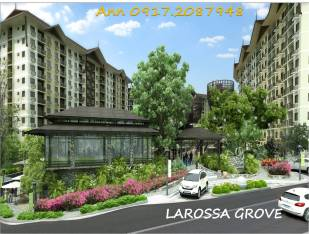 Larossa Condo Investment Katipunan Quezon City UP Ateneo Miriam 018