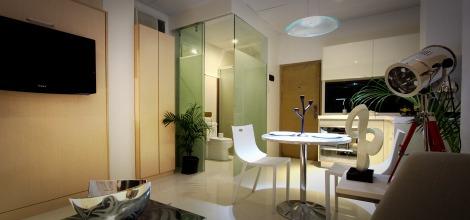 ortigas condo kapitolyo rent to own the prime studio 007