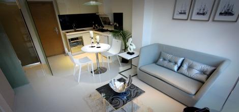 ortigas condo kapitolyo rent to own the prime studio 008