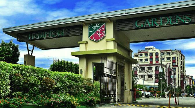 Hampton Gardens in Pasig by DHY Realty | BEST PROPERTIES PHILIPPINES