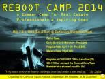 Reboot Camp May 2014