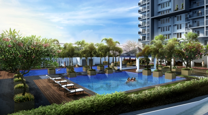 Lumiere Residences in Shaw Blvd Pasig by DMCI Homes