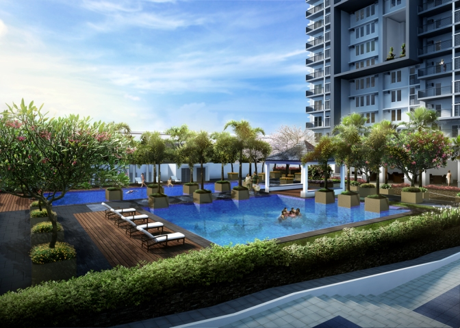 Flair Towers in Mandaluyong by DMCI Homes