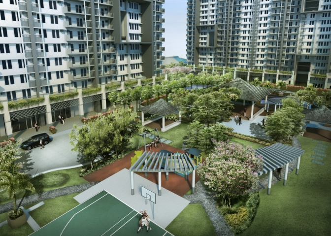 Sheridan Towers in Mandaluyong by DMCI Homes