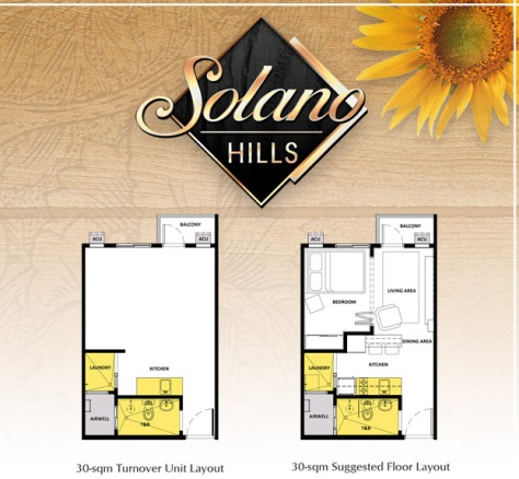 Solano Hills in Sucat Paranaque Condo For Sale Pag-Ibig Rent To Own 02
