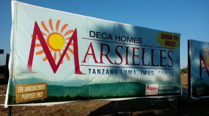 Marsielles at Imus Cavite by Deca Homes