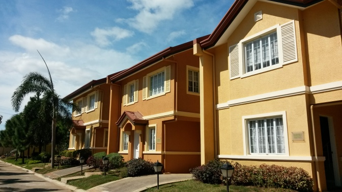 Camella Frontiera Heights in Sto.Tomas Batangas by Vista Land