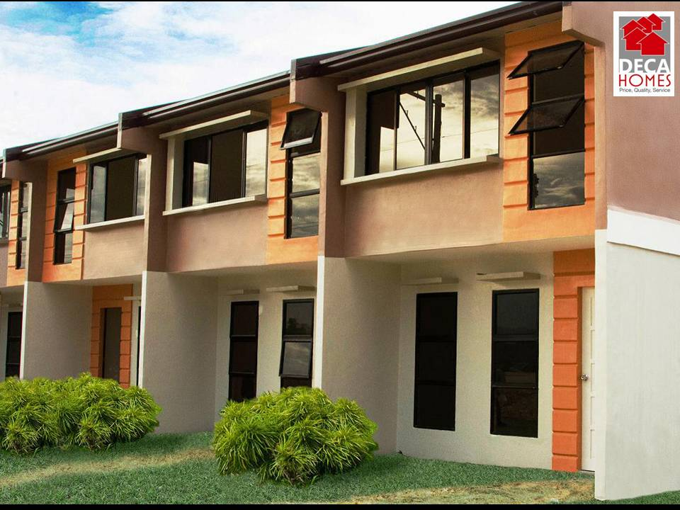Deca homes best properties philippines for 2 houses on one lot for sale