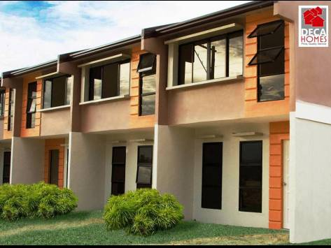 Cavite Deca Homes House & Lot Townhouse For Sale (2)