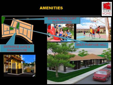 Cavite Deca Homes House & Lot Townhouse For Sale (24)