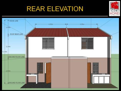 Cavite Deca Homes House & Lot Townhouse For Sale (28)