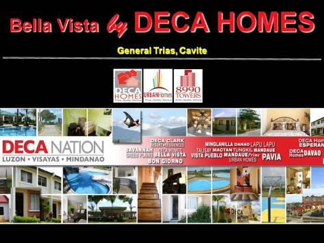 Cavite Deca Homes House & Lot Townhouse For Sale (3)