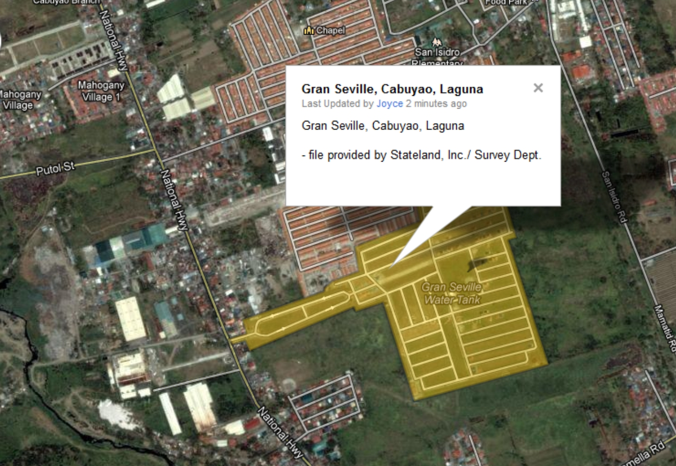 Gran Seville In Cabuyao Laguna By Stateland Best
