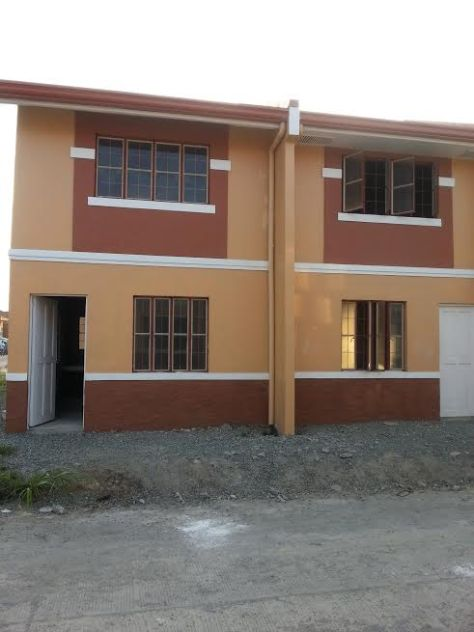 House and lot duplex in Pulo Cabuyao Laguna birmingham Village  1