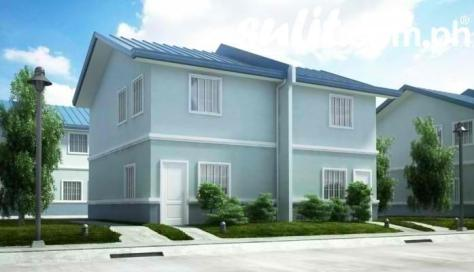 House and lot duplex in Pulo Cabuyao Laguna birmingham Village