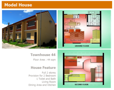 Howard Village Sta. Rosa Laguna House and Lot For Sale Pag-ibig Housing (1)
