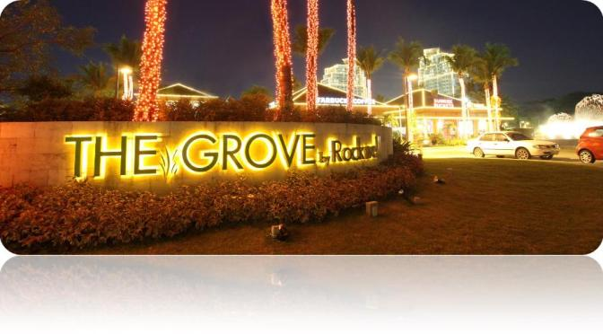The Grove in Ortigas C5 Pasig by Rockwell