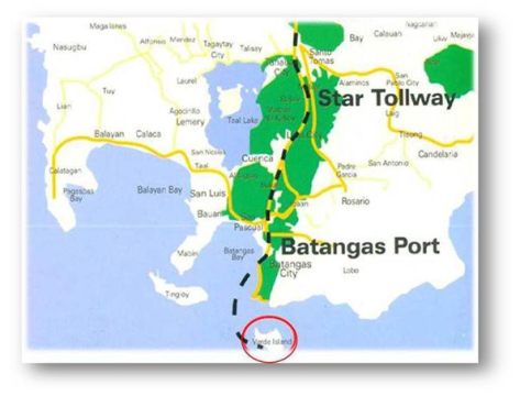 Philippine Island For Sale Verde Island in Batangas Southern Luzon Philippines Asia 02