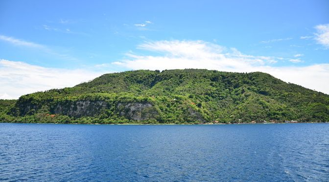 Philippine Island For Sale: Verde Island in Batangas Southern Luzon Philippines Asia