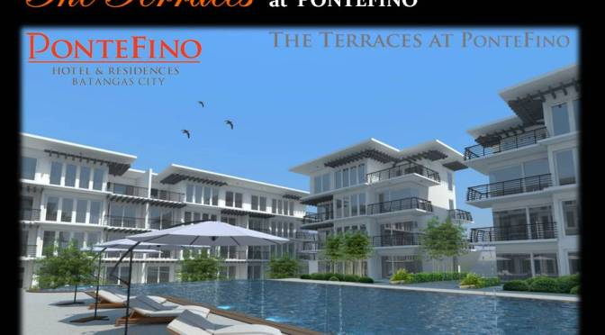 The Terraces at Pontefino in Batangas City by Fino Property Ventures