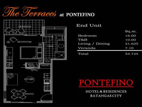 Pontefino Residences Condo Condotel House and Lot For Sale Batangas City Philippines 001 (34)