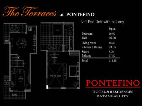 Pontefino Residences Condo Condotel House and Lot For Sale Batangas City Philippines 001 (35)