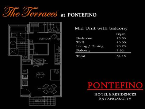 Pontefino Residences Condo Condotel House and Lot For Sale Batangas City Philippines 001 (38)