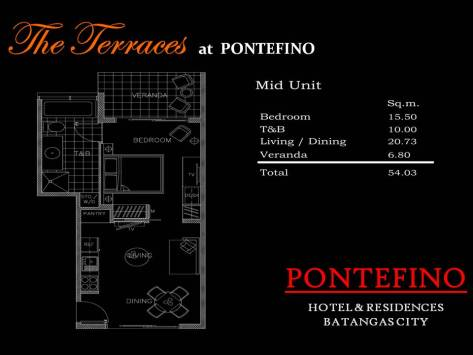 Pontefino Residences Condo Condotel House and Lot For Sale Batangas City Philippines 001 (39)