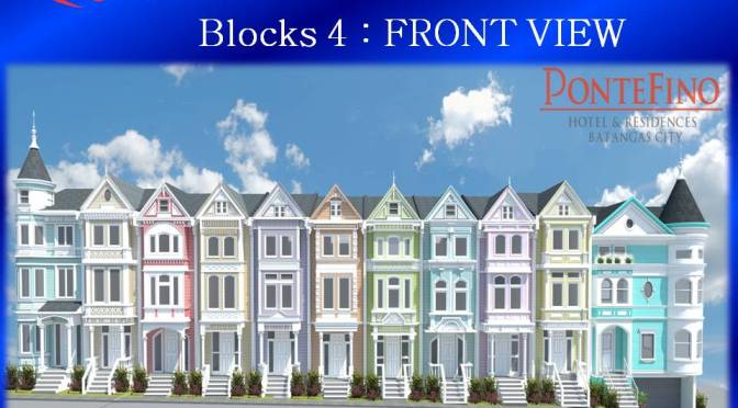Pontefino Residences in Batangas City by Fino Property Ventures