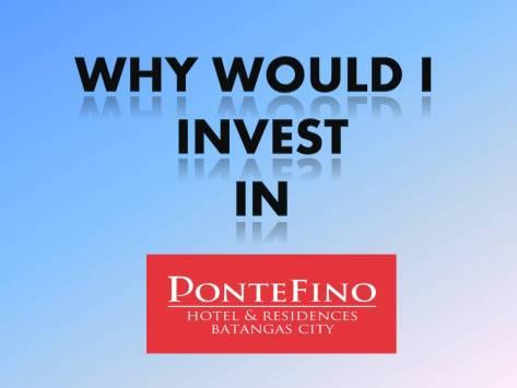 Pontefino Residences Condo Condotel House and Lot For Sale Batangas City Philippines 001 (70)