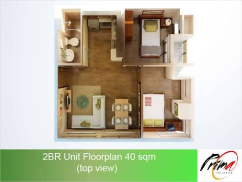 QC Prima Residences RFO Condo Ready For Occupancy Condo Near SM North Near Katipunan Near UP Diliman Quezon City (11)