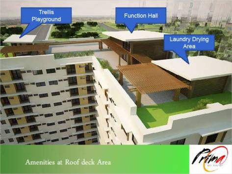 QC Prima Residences RFO Condo Ready For Occupancy Condo Near SM North Near Katipunan Near UP Diliman Quezon City (18)