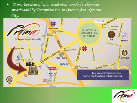QC Prima Residences RFO Condo Ready For Occupancy Condo Near SM North Near Katipunan Near UP Diliman Quezon City (3)