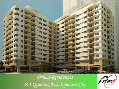 QC Prima Residences RFO Condo Ready For Occupancy Condo Near SM North Near Katipunan Near UP Diliman Quezon City (4)