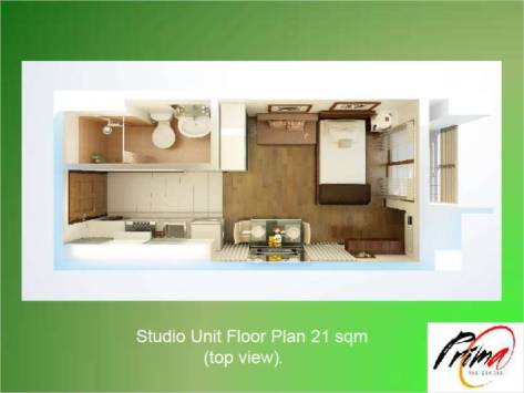 QC Prima Residences RFO Condo Ready For Occupancy Condo Near SM North Near Katipunan Near UP Diliman Quezon City (6)
