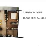 2 BEDROOM INNER