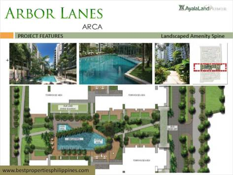 Taguig Arbor Lanes at Arca South in FTI Taguig by Ayala Land Premier (11)