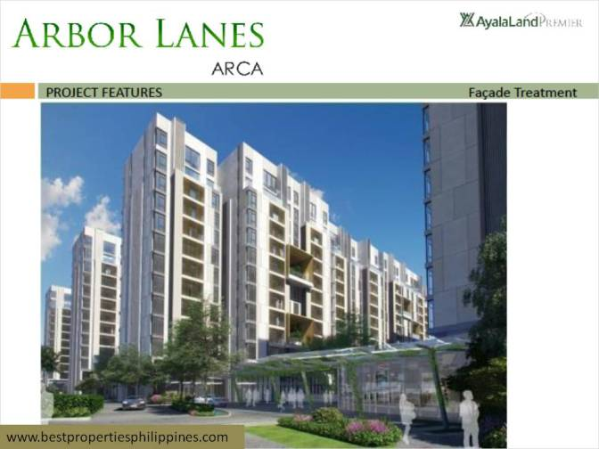 Arbor Lanes at Arca South in FTI Taguig by Ayala Land Premier