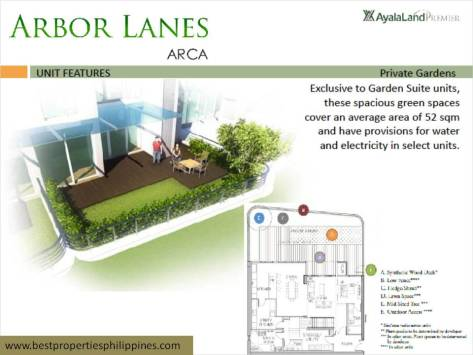 Taguig Arbor Lanes at Arca South in FTI Taguig by Ayala Land Premier (15)
