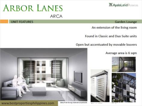 Taguig Arbor Lanes at Arca South in FTI Taguig by Ayala Land Premier (16)