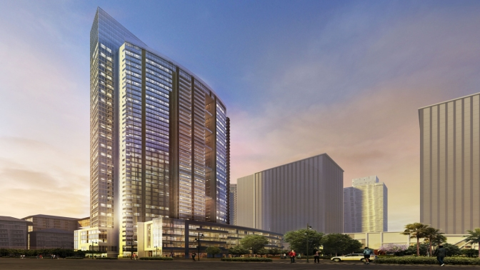 East Gallery Place at BGC High Street South in Bonifacio Global City Taguig by Ayala Land Premier