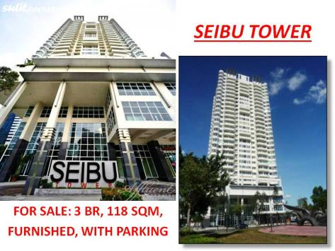 Taguig BGC RFO Condo as of Feb 2014 (1) Seibu Tower