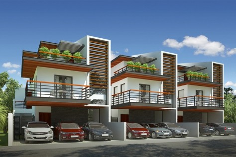 Taguig Mahogany Place Acacia Estates House and Lot Townhouse For Sale Near BGC (1)