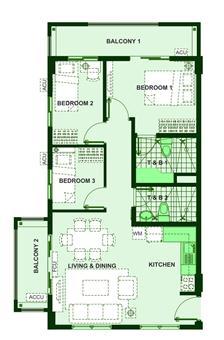 Taguig Verawood Residences at Acacia Estates Taguig Condo For Sale by DMCI Homes (8)